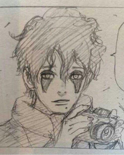 Kakashi's Sukea disguise
