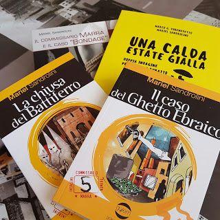 Mariel Sandrolini: recensione di  lettrice che mi legge da anni .