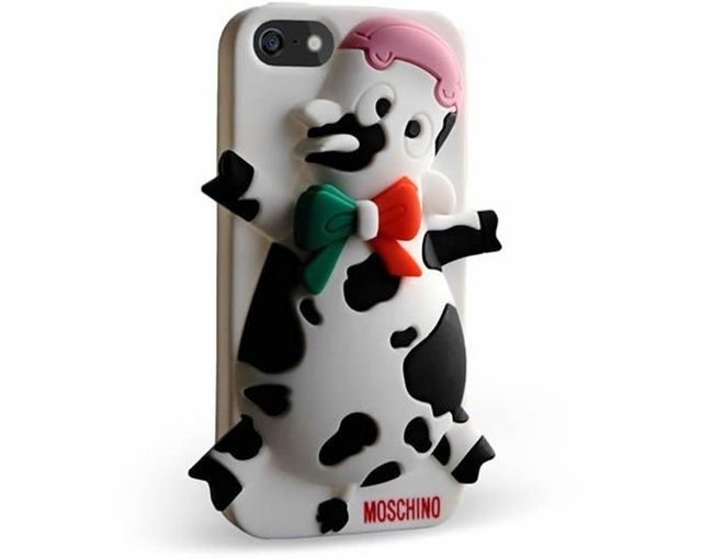 Moschino iPhone & iPad Case Collection: Featuring bears, frogs, rabbits, cows, ducks amongst others, the collection also uses the iconic McDonalds French Fries