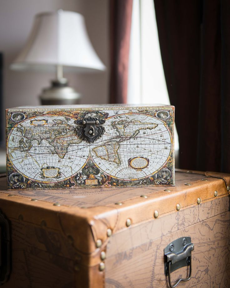 book boxes and trunks. Available from berona interiors website