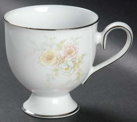 Replacement China website in case you have missing pieces!  Noritake Anticipation Footed Cup