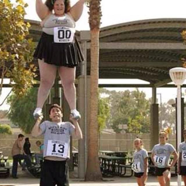 Phat Ass Cheerleader