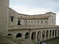 Montecassino Abbey.