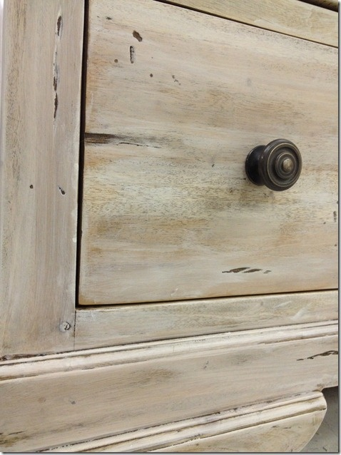 white wash with annies chalk paint