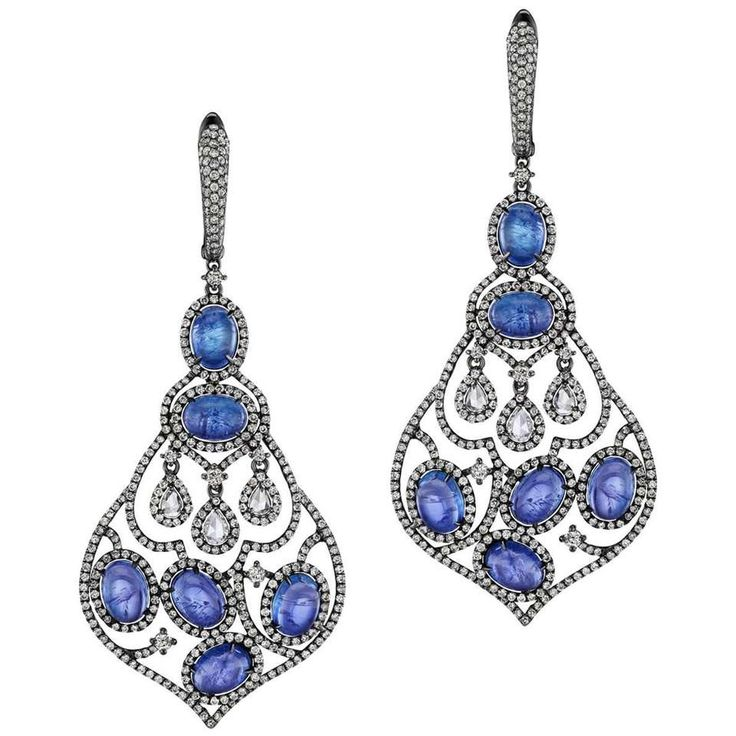 Red Diamond Chandelier Earrings: Top 25+ Best Diamond Chandelier Earrings Ideas On