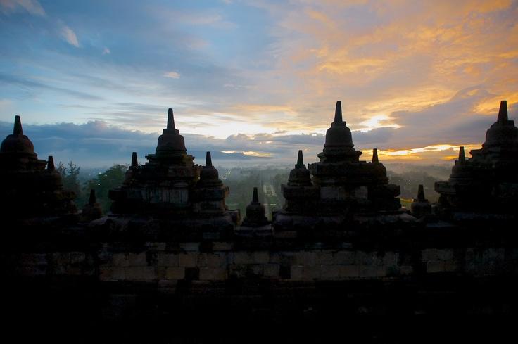 Borobudur Sunrise (natbrice.com)