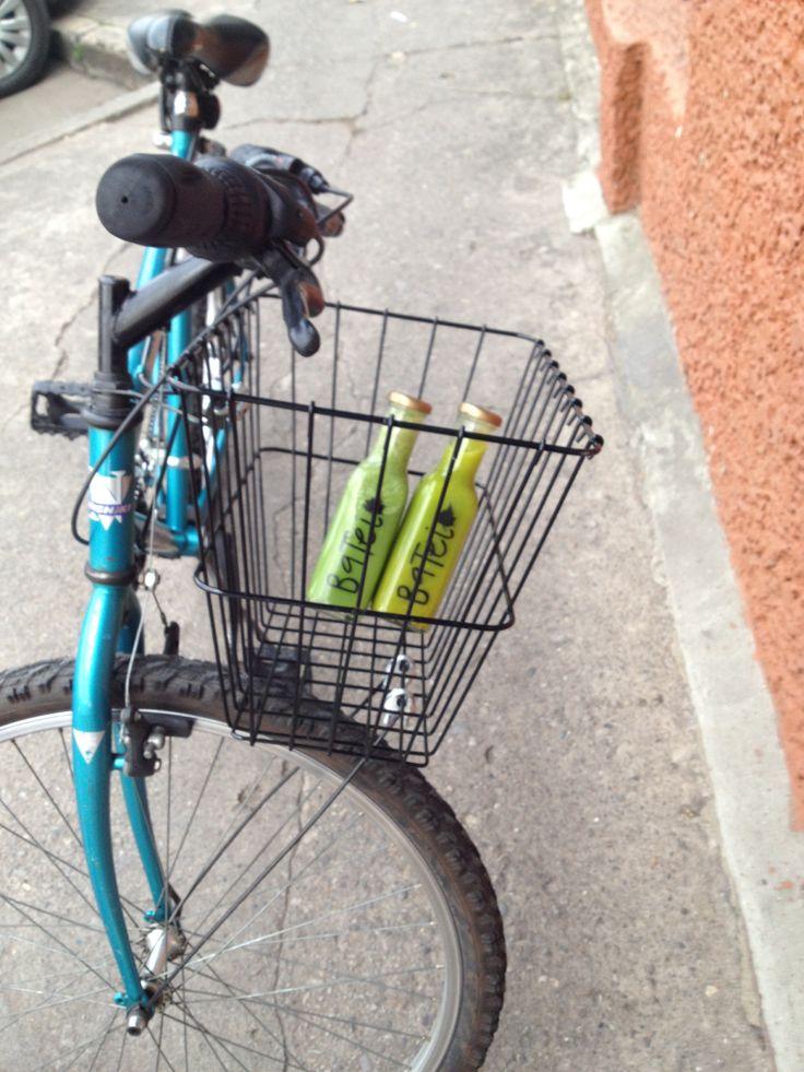#Juicing #Bogota #bici #fitness