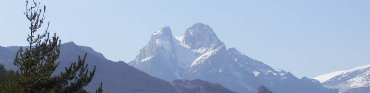 Camping El Berguedà (ten zuidwesten van Perpignan)