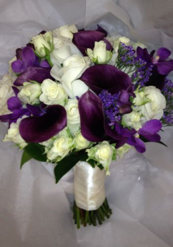 Purple flowers | Wild Orchid Florist