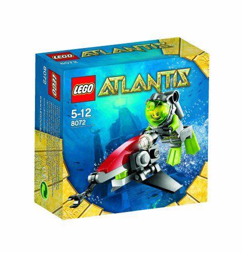 Lego Atlantis - 8072 Unterwasserflitzer, 23 Teile » LegoShop24.de