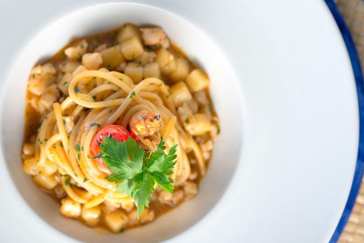 Spaghettoni from Gragnano
