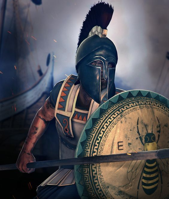 Greek Hoplite, Ancient Greek Military