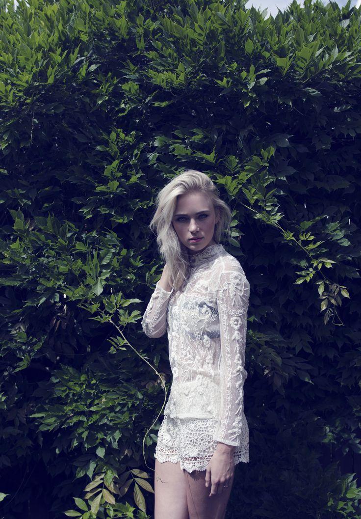 Photo: Christian Strom Model: Sandra