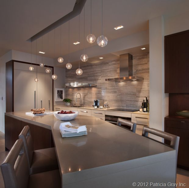 PENTHOUSE KITCHEN DESIGN On Pinterest