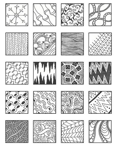 noncat 2 tangles pinterest zentangle zentangle muster und muster. Black Bedroom Furniture Sets. Home Design Ideas