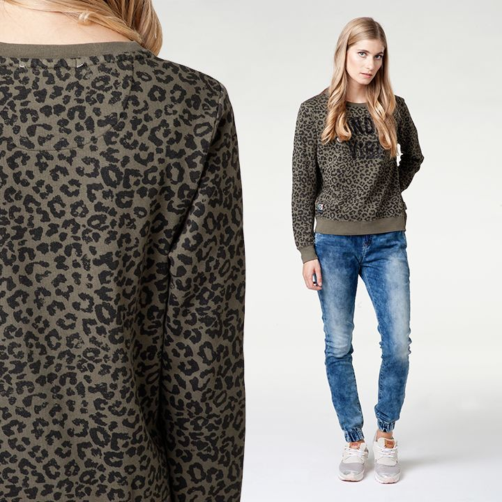 #new #newcollection #newarrivals #women #womencollection #fw15 #fallwinter15 #print #sweatshirt #pepejeans