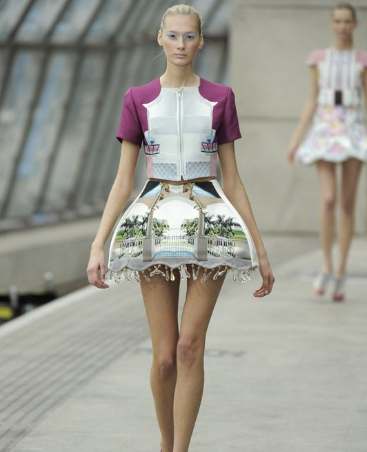 Mary Katrantzou: queen of frocks - Telegraph....this is just so interesting...