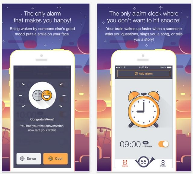 5 Social Alarm Apps to Help You Get out of Bed