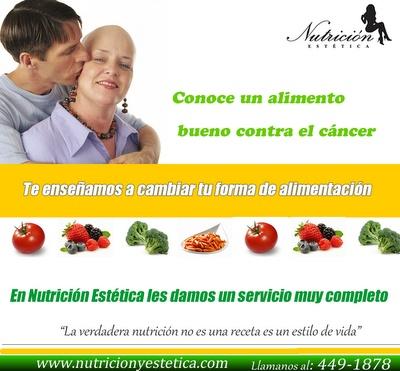 Conoce un alimento bueno contra el cáncer. NUTRICIÓN ESTÉTICA http://nutricionylaestetica.blogspot.com/2012/07/conoce-un-alimento-bueno-contra-el.html?spref=tw