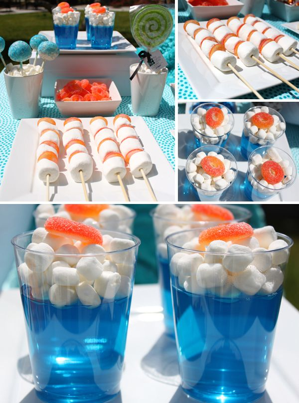 Pool Party Gift Bag Ideas the look for less sweets bar trend 100 target gift card giveaway The Look For Less Sweets Bar Trend 100 Target Gift Card Giveaway