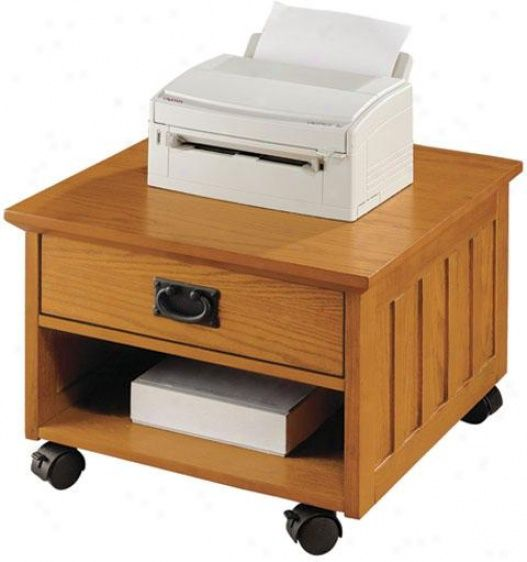 stands furniture wood table office machine g computer printer