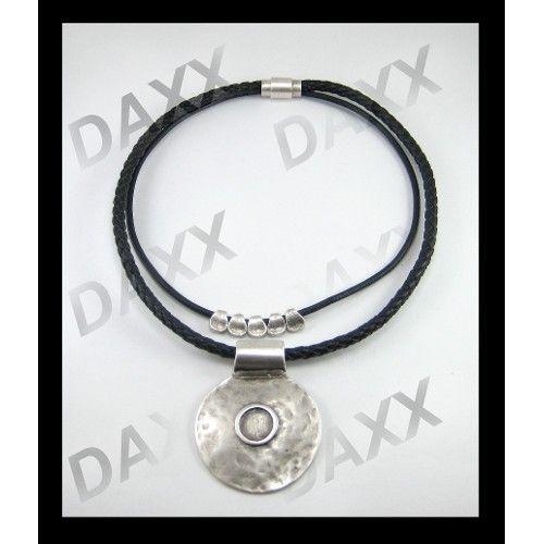Daxx çift sıra, mıknatıslı, gerçek deri, etnik tasarım kolye ürünü, özellikleri ve en uygun fiyatların11.com'da! Daxx çift sıra, mıknatıslı, gerçek deri, etnik tasarım kolye, taşsız kolye kategorisinde! 51394732