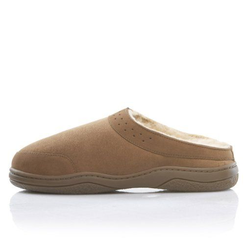 Dominion 'Trieste' Men's Shearling Clog Dominion of New Zealand. $49.99. Men's sheepskin clog handcrafted in New Zealand. Removable cushioned sheepskin insole. Rubber side-stitched sole. sheepskin. Genuine sheepskin upper with 5/8in-6/8in wool