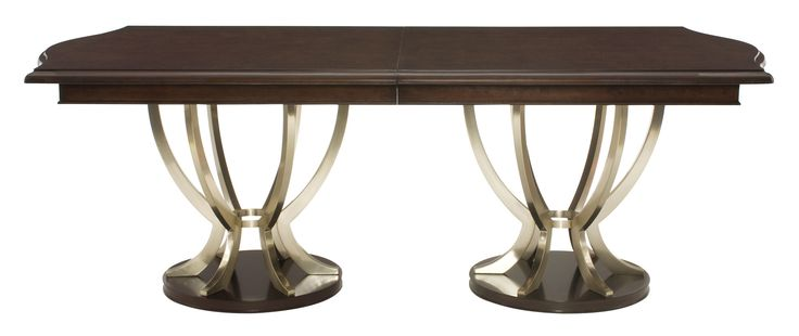 Dining Table Top and Base | Bernhardt
