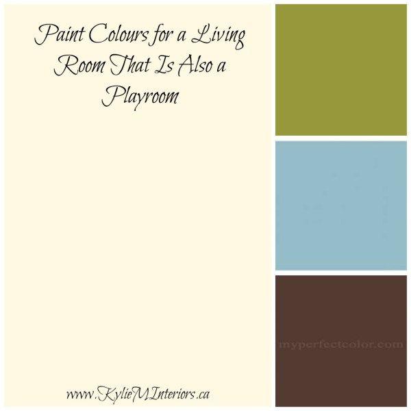Benjamin Moore Rec Room Colors
