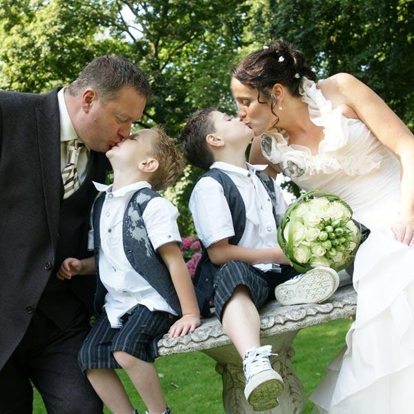 HandS Trouwfotografie - trouwfoto's ! bruidskinderen ! met hart en ziel