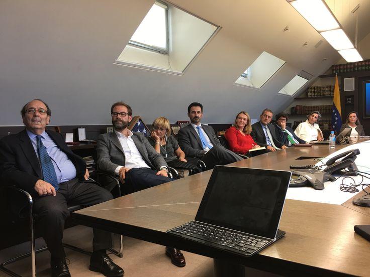 Presentación de Smart Mentoring en Madrid. 18 de abril de 2017. Cremades & Calvo-Sotelo