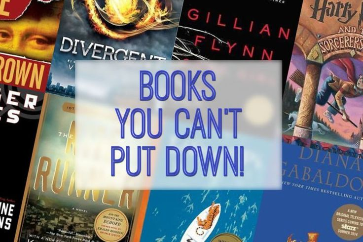 Books You Can't Put Down | eBay