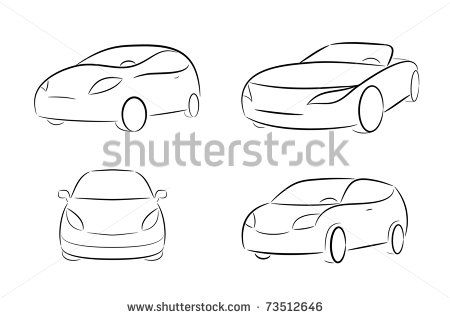 stock-vector-a-set-of-cartoon-silhouettes-of-car-on-a-white-background-73512646.jpg (450×318)