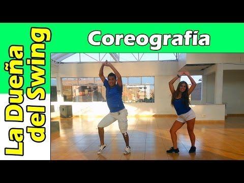 una coreografia en pasos sencillos para aprender a bailar merengue tutorial de merengue