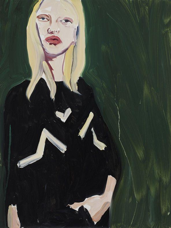 Chantal Joffe   Exhibitions   Victoria Miro