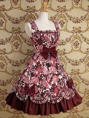 Mary Magdalene -- Lieselotte dress