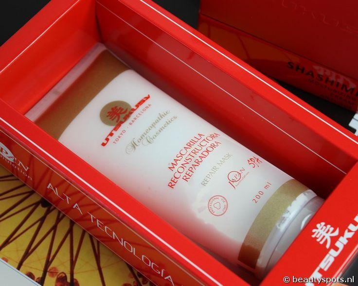 Utsukusy Sarcodes masker voor de gevoelige huid. Lees de review hier: http://beautyspots.nl/utsukusy-sarcodes-reconstructive-reparative-mask/
