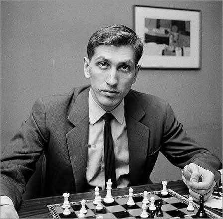 Bobby Fischer American chess player