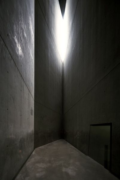 Holocaust Tower, Jewish Museum, Berlin, Germany Nastrj klimat Please Follow Us @ https://www.pinterest.com/jewishcalendar