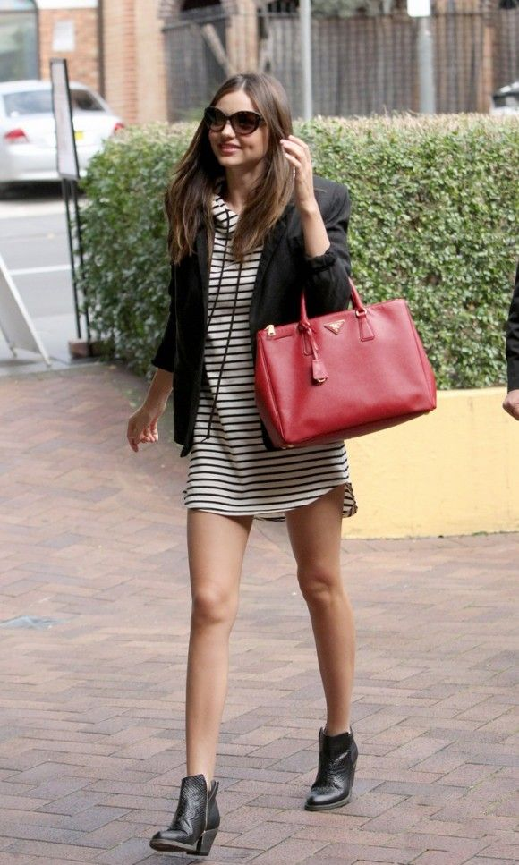 Hoodie Dress, Blazer & Booties //   NOTE: can also try Hoodie, Shirt Dress & Blazer