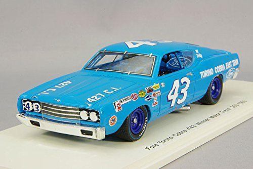☆ スパーク 1/43 フォード トリノコブラ 1969 Motor Trend 500 ウィナー #43 R.ペティ スパーク http://www.amazon.co.jp/dp/B00P114EA0/ref=cm_sw_r_pi_dp_km6uub1BAZTGQ