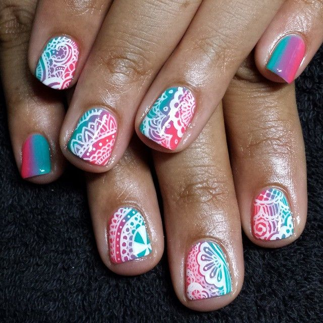 The 87 best ideas images on Pinterest | Nail scissors, Cute nails ...