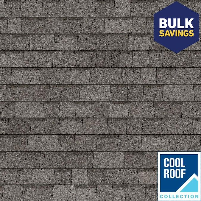 Owens Corning Trudefinition Duration Cool 32 8 Sq Ft Mountainside Laminated Architectural Roof Shingles Lowes Com In 2020 Architectural Shingles Roof Roof Shingles Roof Architecture