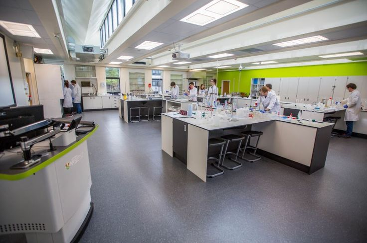 Aberystwyth University 21st Century scientific laboratory for the Department of Geography and Earth Sciences (DGES).