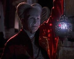 Bram Stoker's Dracula     Mainly because Anthony Hopkins is in it...