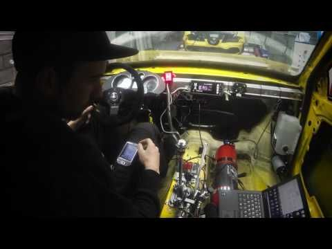 Darkside Developments - Seat Ibiza 1.9 TDI Dyno Run Installed with SSS Sequential Shifter