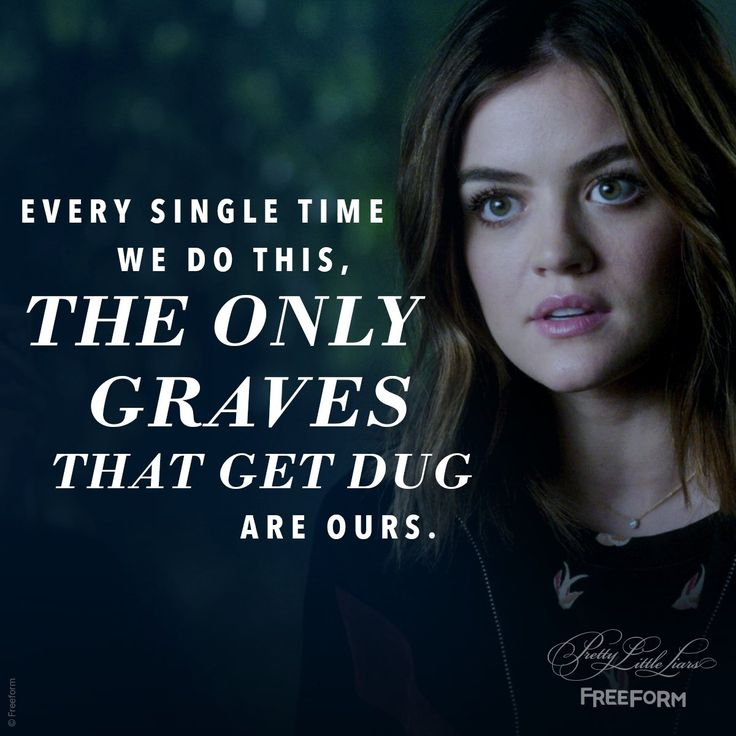 """S7 Ep19 """"Farewell My Lovely"""" - It's not Rosewood unless there's a grave to be dug. #PLLEndGame"""