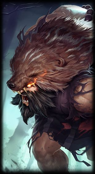 Udyr the Spirit Walker