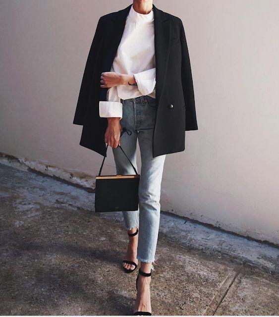 Outfits de oficina que vas a querer usar aunque no tengas trabajo