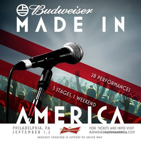 cause my favorite rapper makes history everyday !..JayZ creates music festival : Made In America